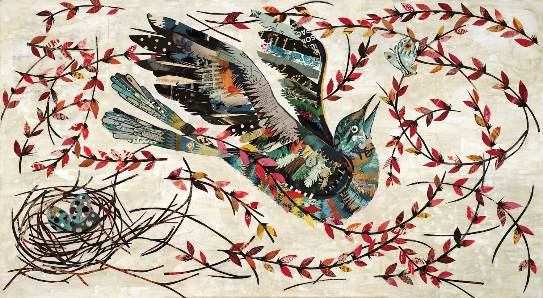 Mockingbird print